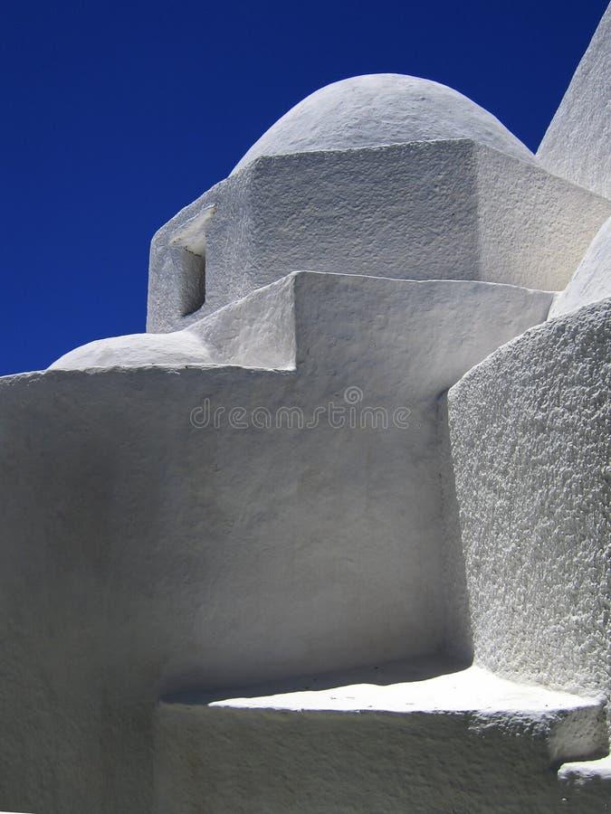 правоверное Греции церков греческое стоковые изображения