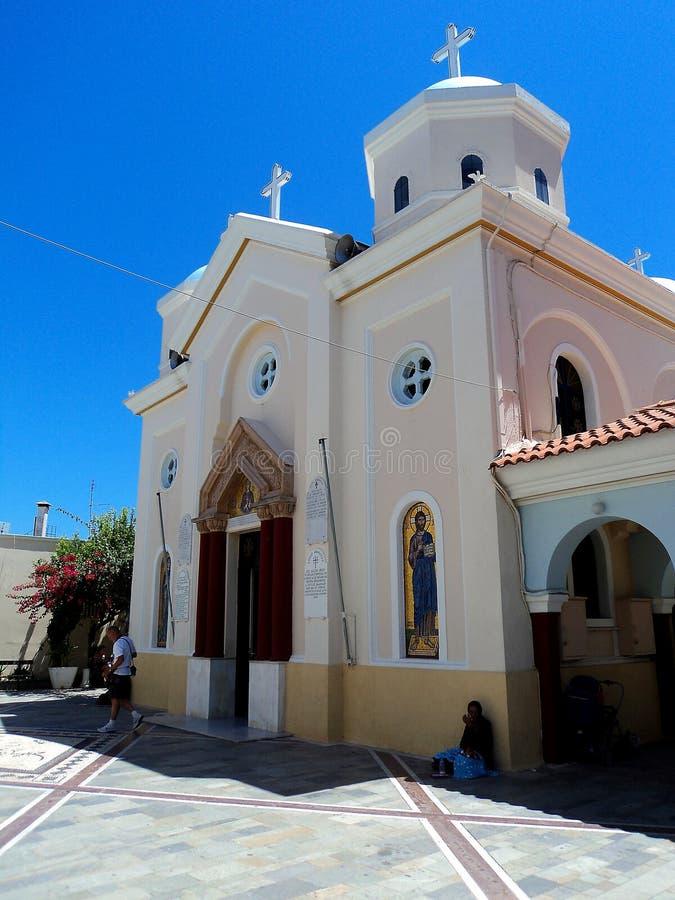 правоверное церков греческое стоковые фото