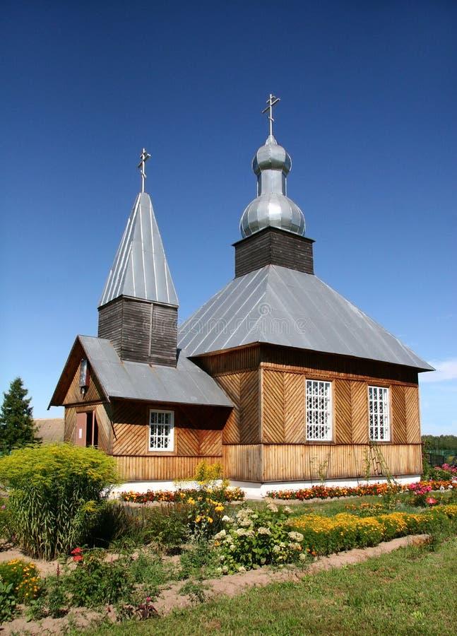 Правоверный монастырь предположения благословленной девой марии стоковые изображения