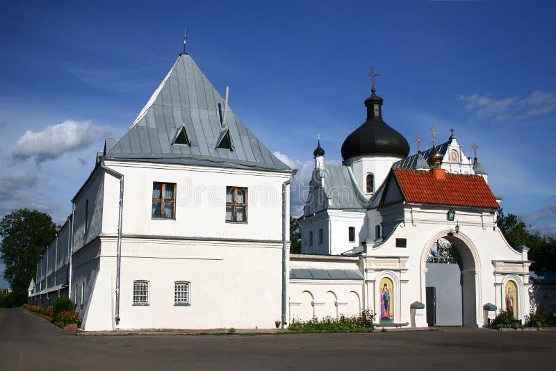 Правоверный монастырь St Nicholas стоковая фотография