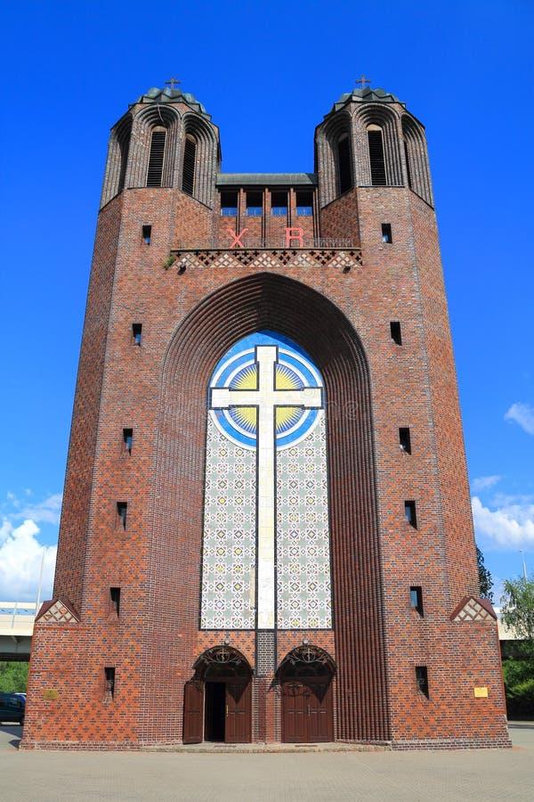 Download Правоверный святой перекрестный собор в Калининграде Стоковое Фото - изображение насчитывающей святейше, россия: 41661806