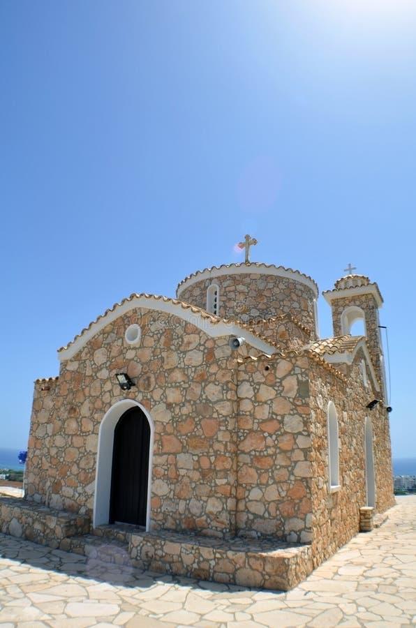 Православная церков церковь Ильи пророка стоковые фото