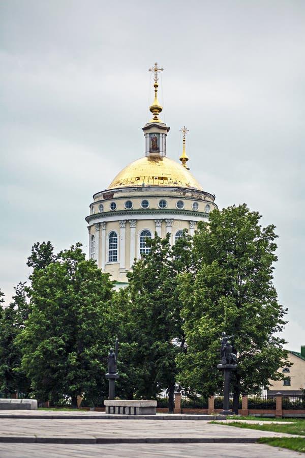 Православная церков церковь стоковое изображение rf
