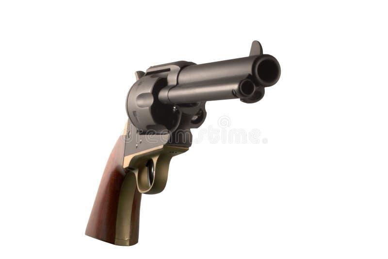 право пистолета ковбоя стоковая фотография rf