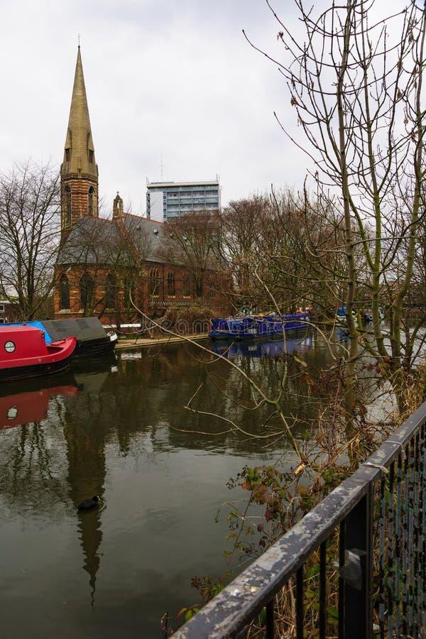 Правящий канал, Лондон стоковые изображения rf