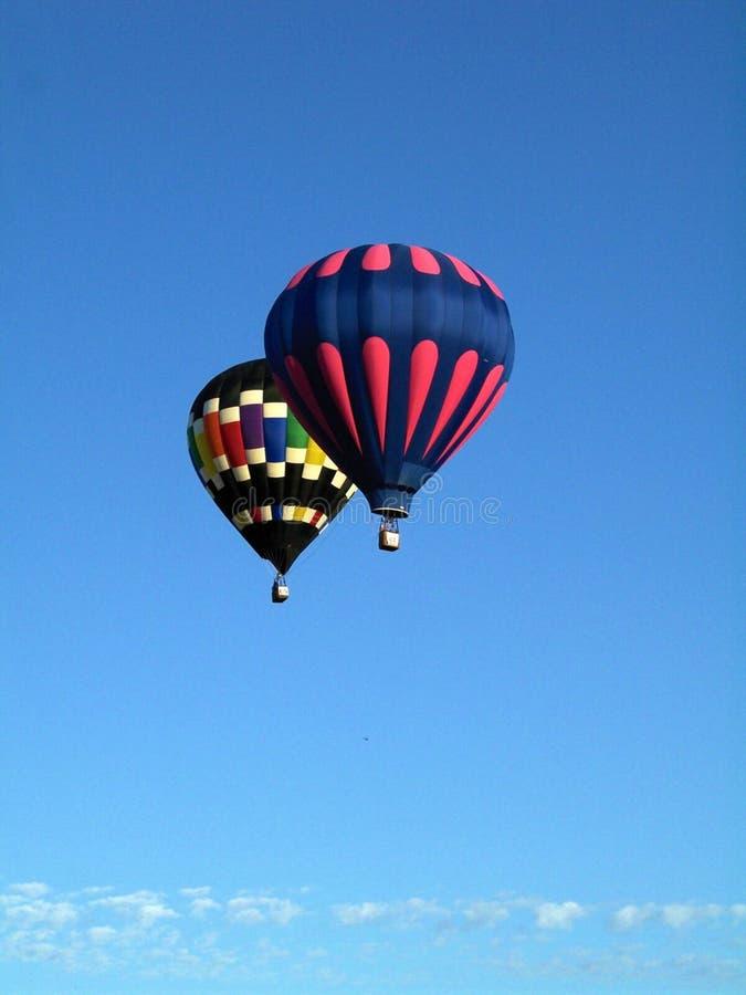 празднество 1347 воздушных шаров стоковая фотография rf