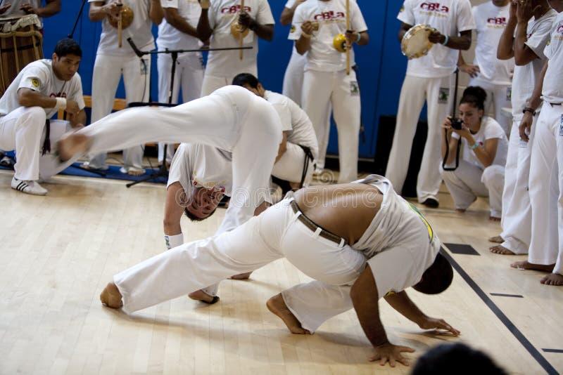 празднество capoeira стоковые фото