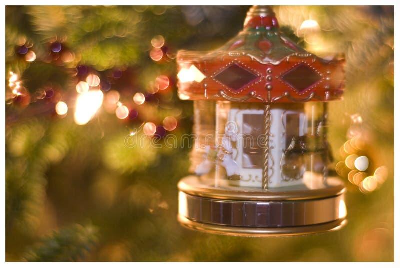 праздник carousel стоковое фото rf