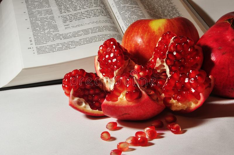 Праздник jewesh hashanah Rosh стоковая фотография rf