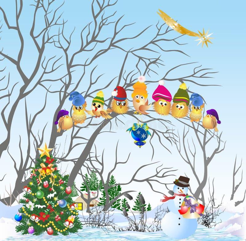 праздничное время бесплатная иллюстрация