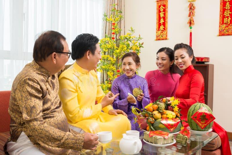 праздновать китайское Новый Год стоковое фото