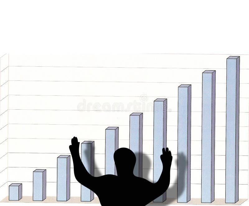 праздновать успех Стоковое Изображение RF