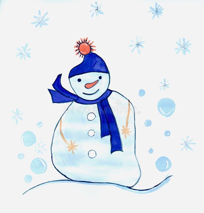 Праздники чертежа детей счастливые! стоковые фотографии rf