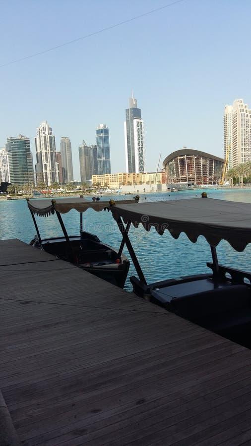 Праздник города Дубай стоковое фото