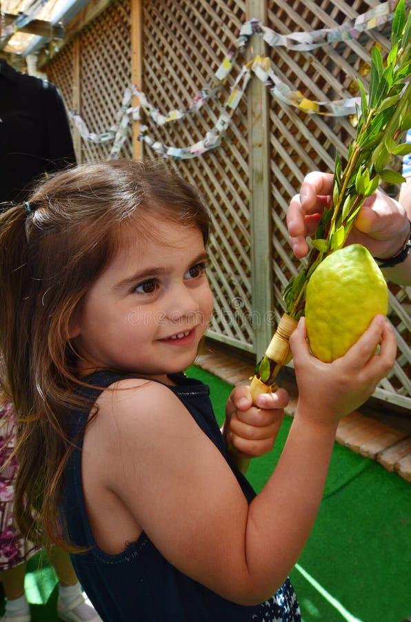 Праздник Sukkot еврейский стоковое изображение rf