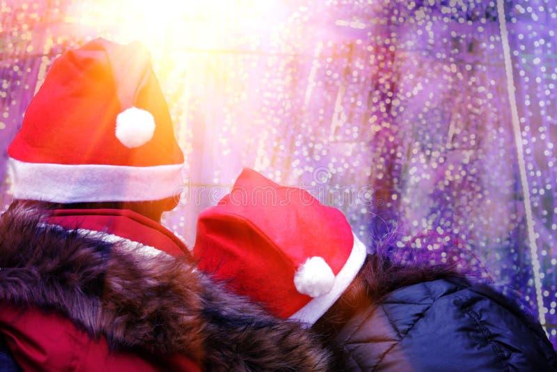 праздновать рождество стоковое изображение rf