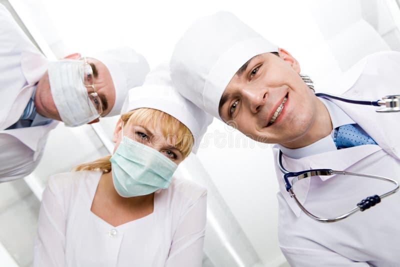 практикующий врачи стоковое фото rf