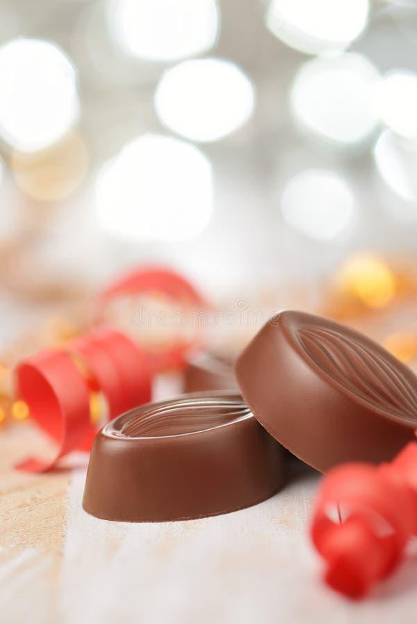 Пралине шоколада стоковое фото