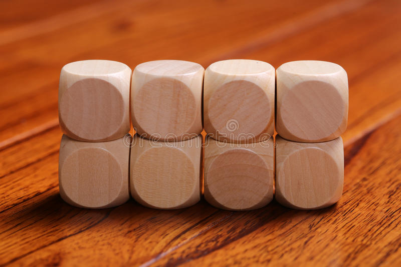 преграждает деревянное стоковое фото