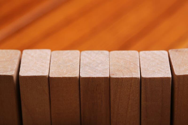 преграждает деревянное стоковое изображение rf