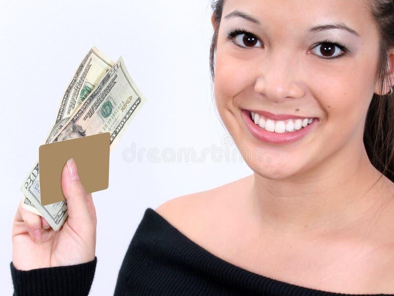 предварительные наличные деньги стоковое изображение rf