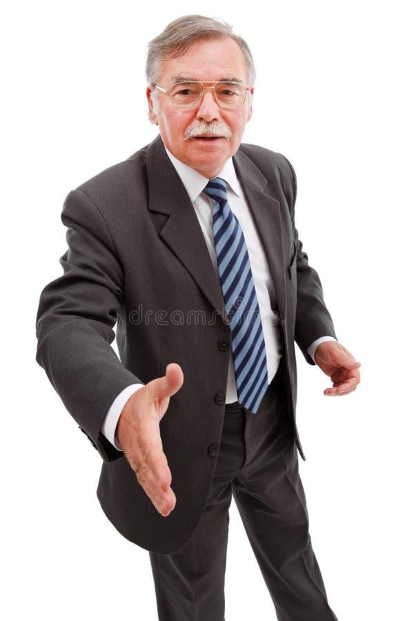 предлагать рукопожатия руки стоковое изображение rf