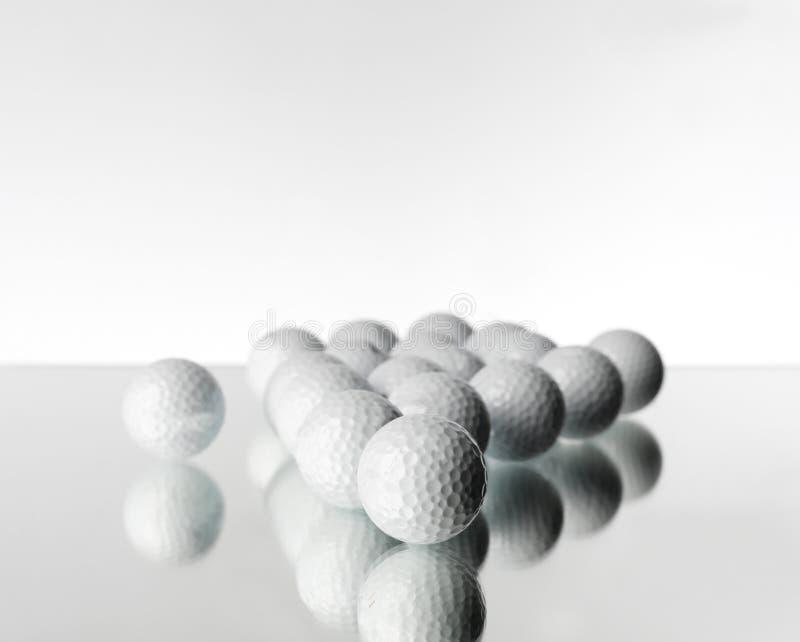 предметы гольфа стоковые фото