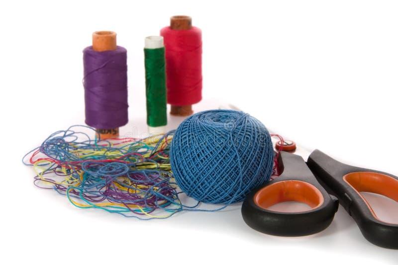 предмет dressmaker стоковое изображение rf