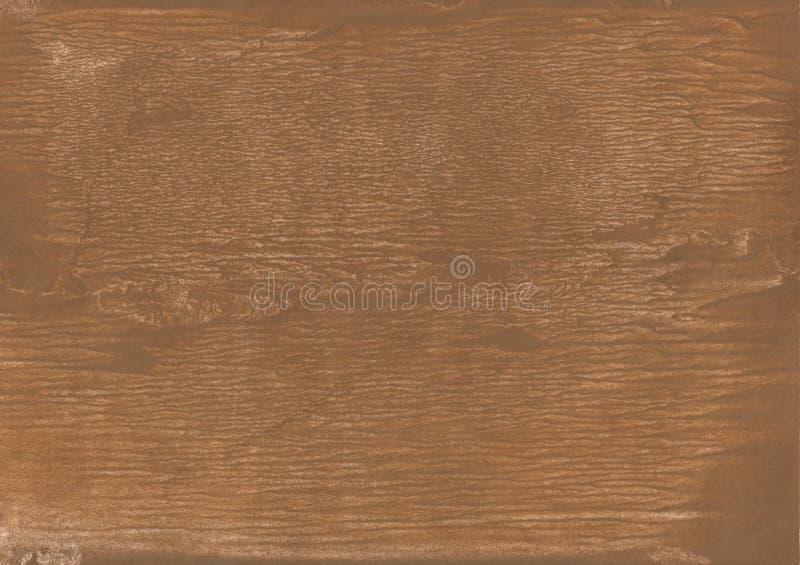Предпосылка акварели кокоса абстрактная иллюстрация вектора