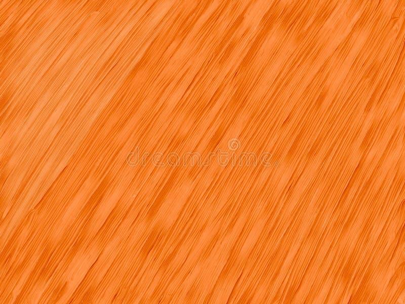 предпосылка акварели Мягк-цвета винтажная пастельная абстрактная с покрашенными тенями оранжевого цвета стоковое фото