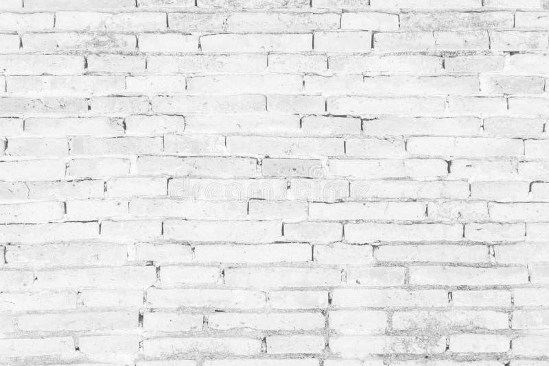 Предпосылка белого искусства кирпичной стены конкретная или каменная текстуры в wal стоковая фотография