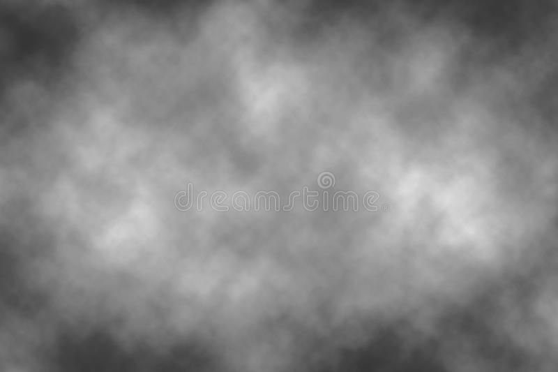 Предпосылка белых развлечений дыма абстрактная стоковое изображение rf