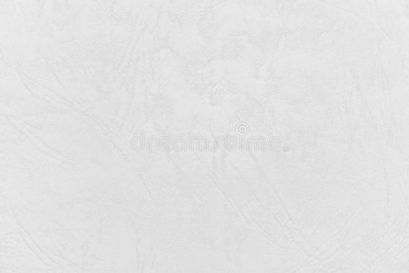 Предпосылка бумаги текстуры конспекта белая кожаная стоковые фото
