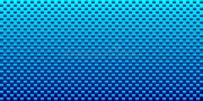 Предпосылка вектора голубая Абстрактная яркая картина Для цифрового знамени, фон интернет-страницы, план представления иллюстрация штока
