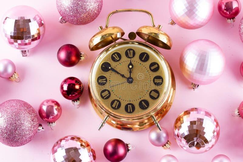 Предпосылка времени рождества стоковые изображения rf