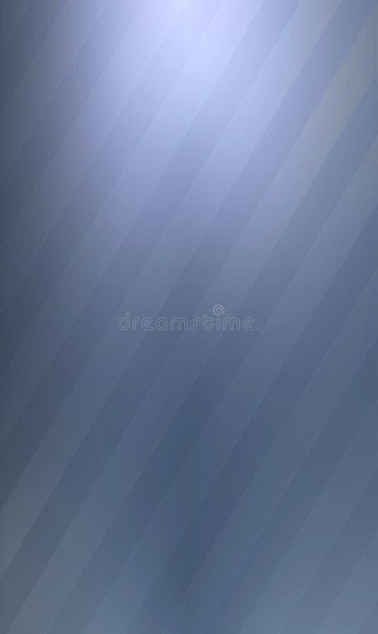 предпосылка голубые металлические тонизированные 2 иллюстрация вектора