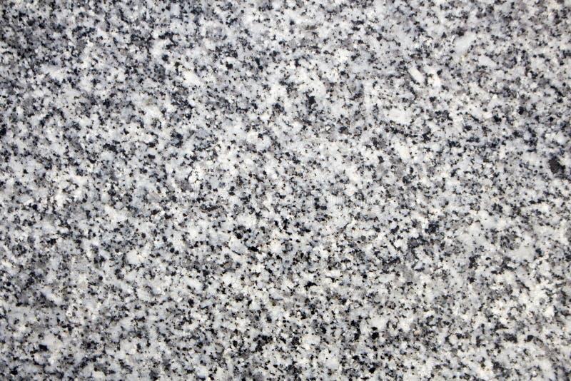 Предпосылка гранита каменная Черная, серая и белая покрашенная текстура гранита стоковое фото rf