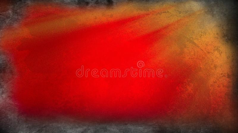 Предпосылка дизайна графического искусства иллюстрации красного оранжевого современного искусства красивая элегантная иллюстрация штока