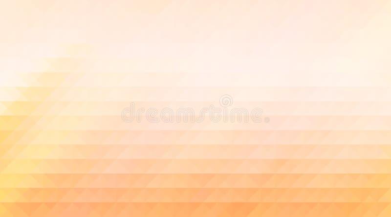 Предпосылка дизайна картины треугольника полигональная, решетка иллюстрация штока