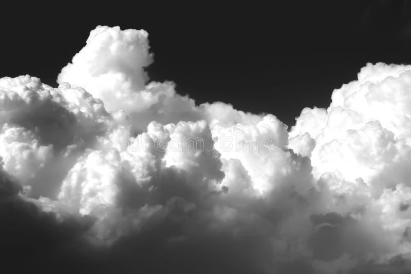 предпосылка заволакивает шторм стоковые изображения rf