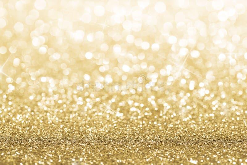 Предпосылка золота стоковое изображение rf