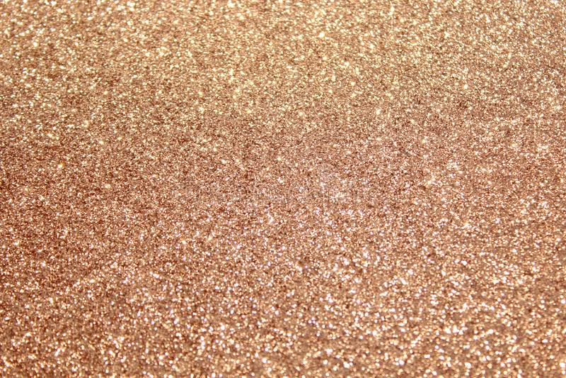 Предпосылка золота glittery стоковая фотография