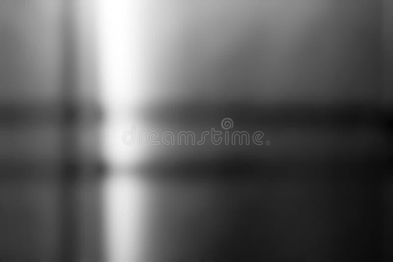 Предпосылка или алюминий поверхности нержавеющей стали металла почистили серебряный металл щеткой с отражением стоковые изображения rf