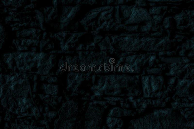 Предпосылка или текстура утеса темно-синего grunge каменные стоковые фото
