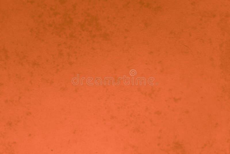 Предпосылка или текстура хеллоуина Grunge оранжевые стоковые изображения rf