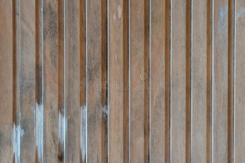 Предпосылка картины текстуры стены темного коричневого цвета деревянная стоковые фото