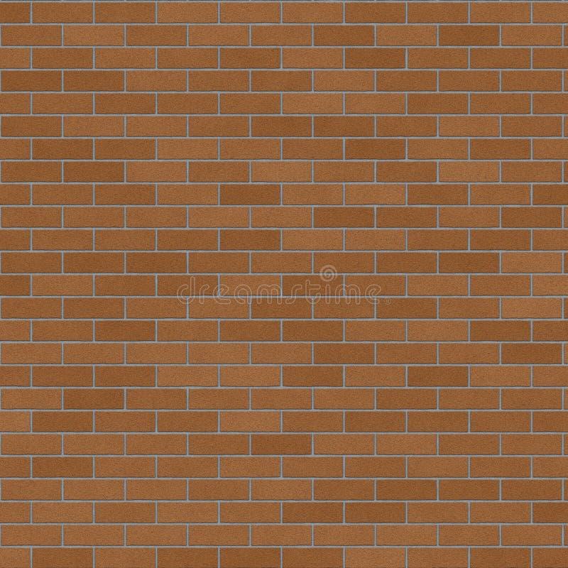 Предпосылка кирпичной стены Brown стоковое фото rf
