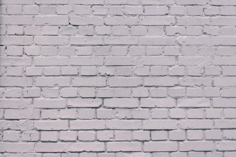 Предпосылка кирпичной стены Grunge промышленная серая покрашенная стоковая фотография rf
