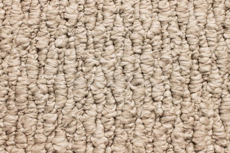 Предпосылка ковра серой текстуры волокна пушистого стоковые изображения rf
