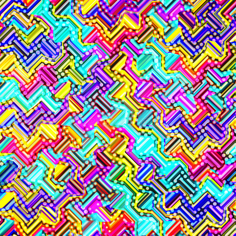 Предпосылка конспекта дизайна красочного полутонового изображения multicolor иллюстрация вектора